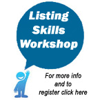 Listing Skills Workshop